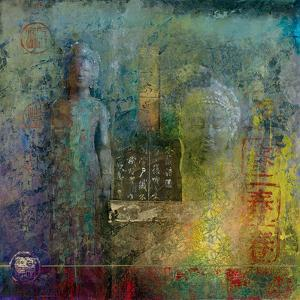 Meditation Gesture III by Santiago