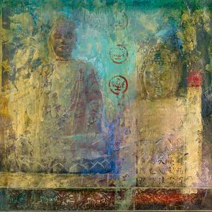 Meditation Gesture IV by Santiago