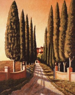 Tuscan Retreat by Santo Devita