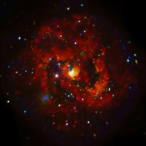 SAO: M83 Spiral Galaxy