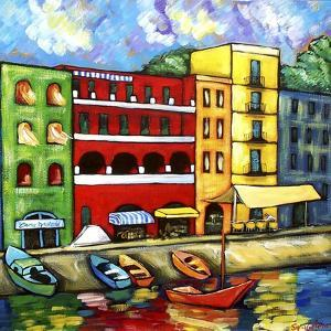 Portofino #1, Italy by Sara Catena