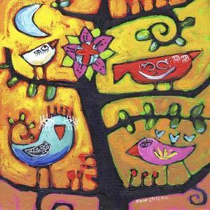 Tree Concert III by Sara Catena