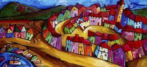 Village of Dreams by Sara Catena