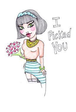 Bouquet of Love by Sara Gayoso