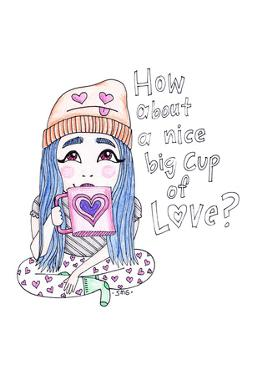 Cup of Love by Sara Gayoso