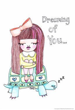 Dreaming of You by Sara Gayoso