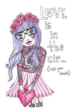 In The Air by Sara Gayoso