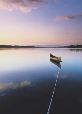 Caspian Lake, Greensboro, Vermont by Sara Gray