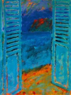 Across The Bay II by Sara Hayward