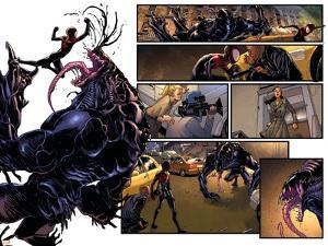 Ultimate Comics Spider-Man #20 Featuring Spider Man, Venom by Sara Pichelli