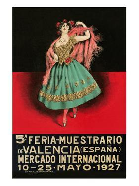 5th Book Fair - Valencia Spain by Sara Pierce