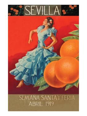 Sevilla - Fair Week by Sara Pierce