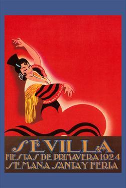 Sevilla - Saints Week Fair by Sara Pierce