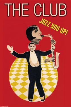 The Jazz Club by Sara Pierce