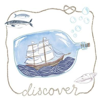 Ship in a Bottle Discover by Sara Zieve Miller