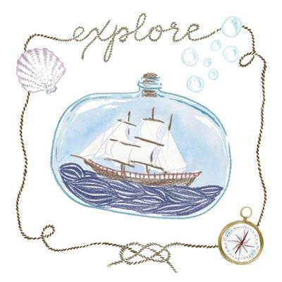 Ship in a Bottle Explore by Sara Zieve Miller