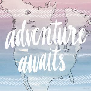 World Traveler Adventure Awaits by Sara Zieve Miller