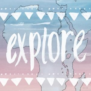 World Traveler Explore by Sara Zieve Miller