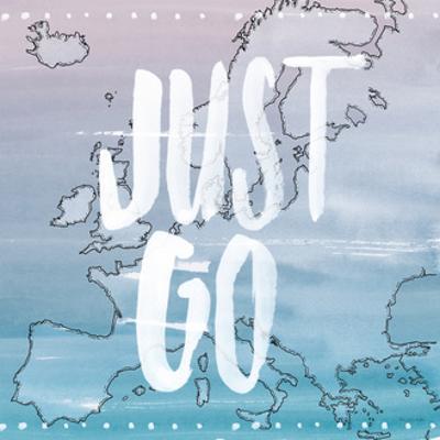 World Traveler Just Go by Sara Zieve Miller