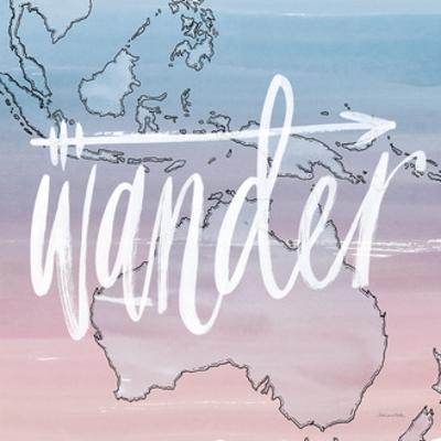 World Traveler Wander by Sara Zieve Miller