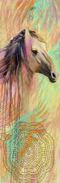 Horse Mandala by Sarah Butcher