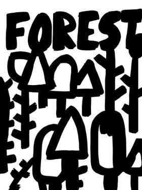 Linear Forest by Sarah Corynen