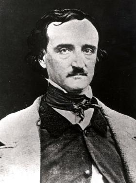 Portrait of Edgar Allan Poe by Sarah Ellen Whitman