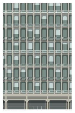 330 East 33rd Street, NYC by Sarah Evans
