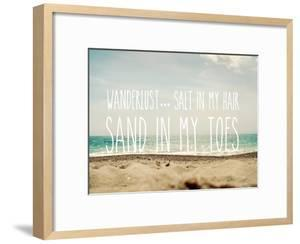 Sand in My Toes by Sarah Gardner