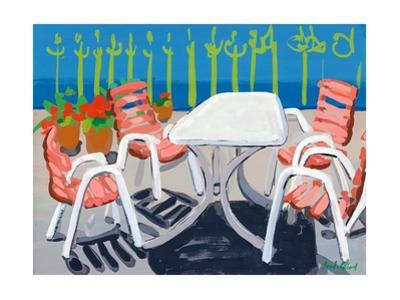 Table and Chairs, 2010
