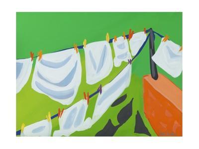 Washing Line, 2014