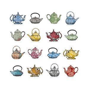 Anyone for Tea? 2012 by Sarah Hough