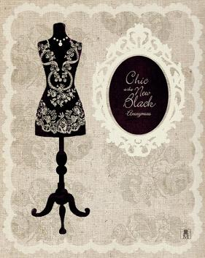 Dress Form I by Sarah Mousseau