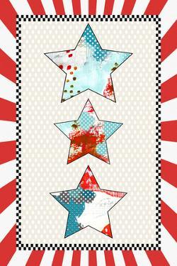 3 Stars by Sarah Ogren