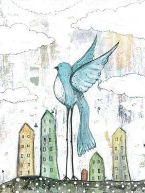 Blue Bird by Sarah Ogren