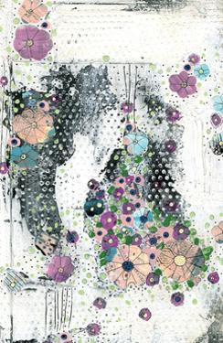 Floral Abstract I by Sarah Ogren