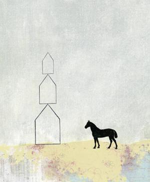 Horse and Home by Sarah Ogren
