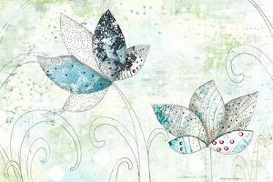 Lotus Flowers by Sarah Ogren