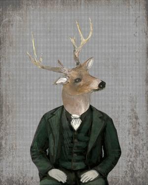 Mr White Tail by Sarah Ogren
