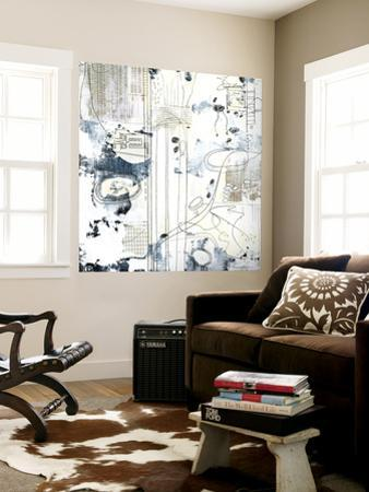 Neutral Abstract III by Sarah Ogren