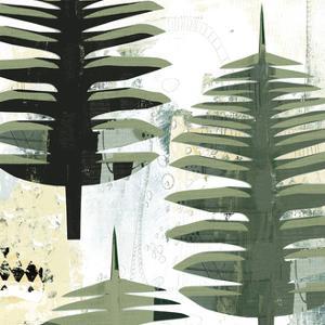 Palms I by Sarah Ogren