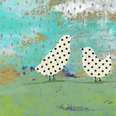 Polka Dot Birds