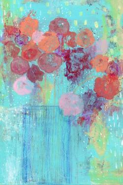 The Blue Vase by Sarah Ogren