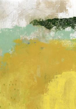 The Yellow Field by Sarah Ogren