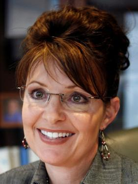 Sarah Palin, Anchorage, Alaska