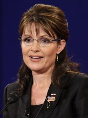 Sarah Palin, Vice Presidential Debate 2008, Oxford, MS
