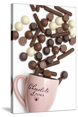 I Am A Chocolate Lover by Sarah Saratonina