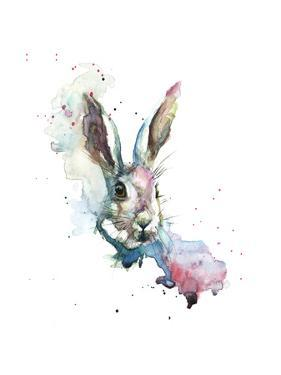 March Hare by Sarah Stokes