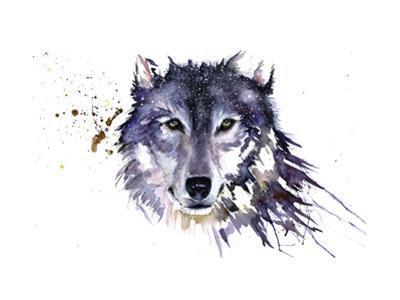 Snow Wolf by Sarah Stokes