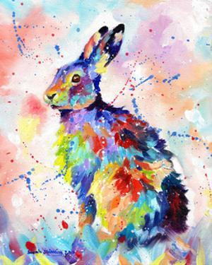 Color Hare by Sarah Stribbling